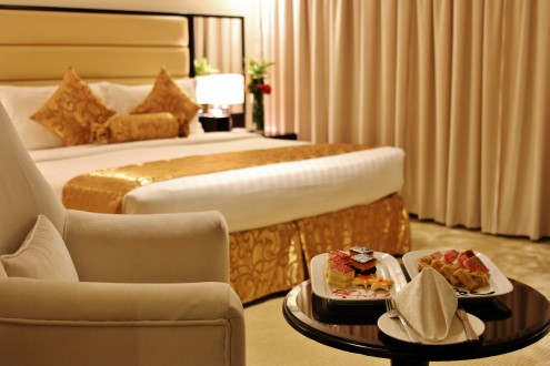 Carawan AlFahad Hotel - Executive Suite
