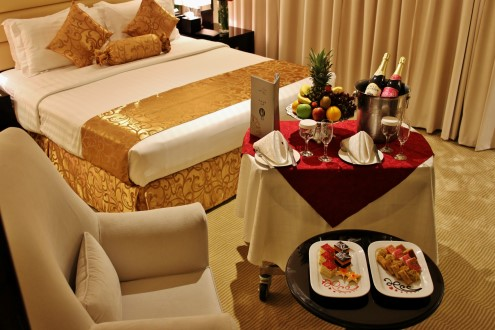 Carawan AlFahad Hotel -  Royal Suite