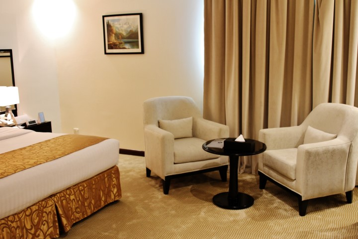 Rooms and suites