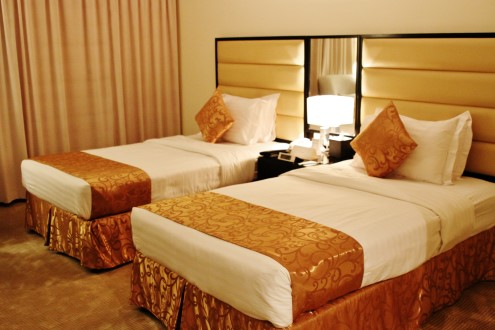 Carawan AlFahad Hotel - Deluxe Twin bed room