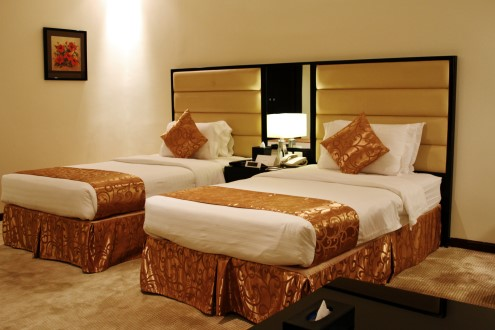 Carawan AlFahad Hotel - Superior twin bed room